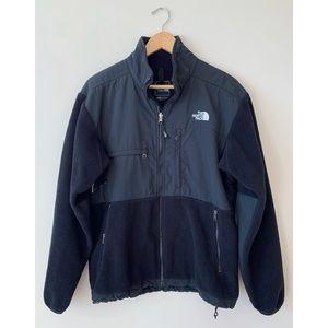 North Face ❄️ Men's Denali Black Fleece Zip Jacket